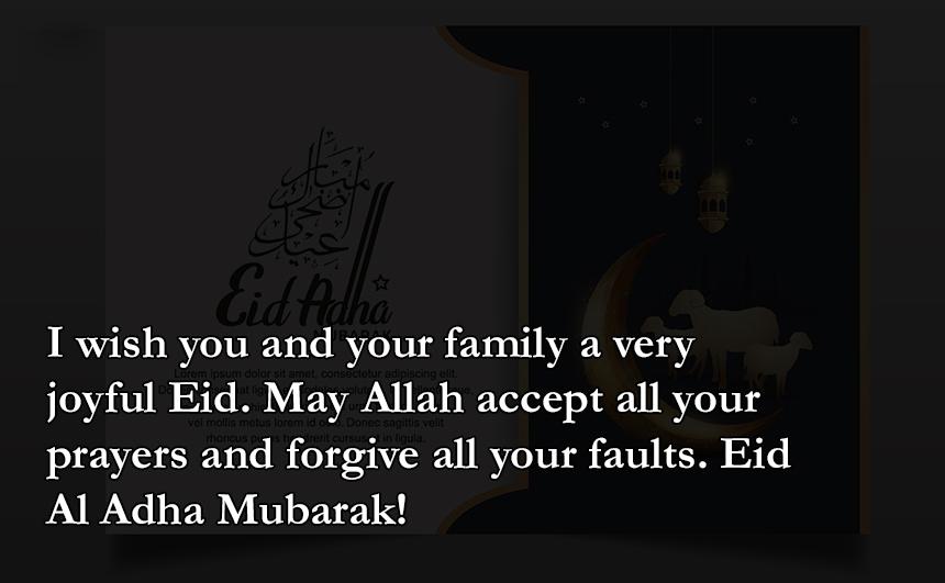 Ucapan Idul Adha Bahasa Inggris Beserta Artinya