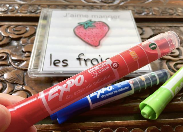 EXPO Dry Erase Ink Indicator #EXPOTeacherWin