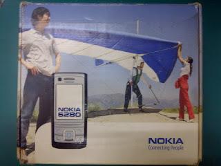 Dus Nokia 6280 Seken