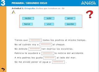 http://www.ceiploreto.es/sugerencias/A_1/Recursosdidacticos/TERCERO/datos/02_Lengua/datos/rdi/U13/03.htm