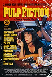 8- Ucuz Roman (Pulp Fiction) 1994