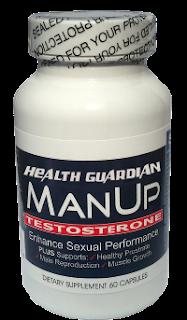 HG ManUp Testosterone Booster