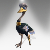 Blue Ostrich - Pirate101 Hybrid Pet Guide