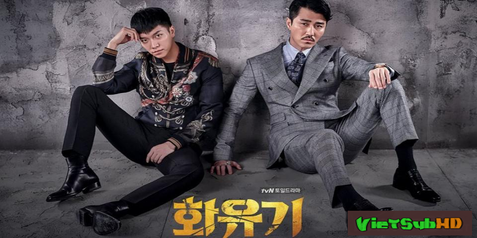 Phim Hoa Du Ký Tập 20/20 VietSub HD | A Korean Odyssey 2017