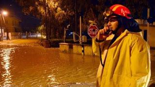 Λαμία: Η καταιγίδα του στοίχισε τη ζωή