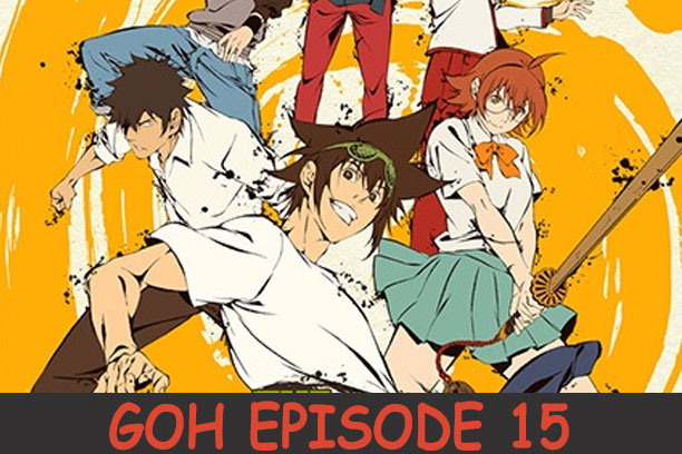 The God of High School Episode 15