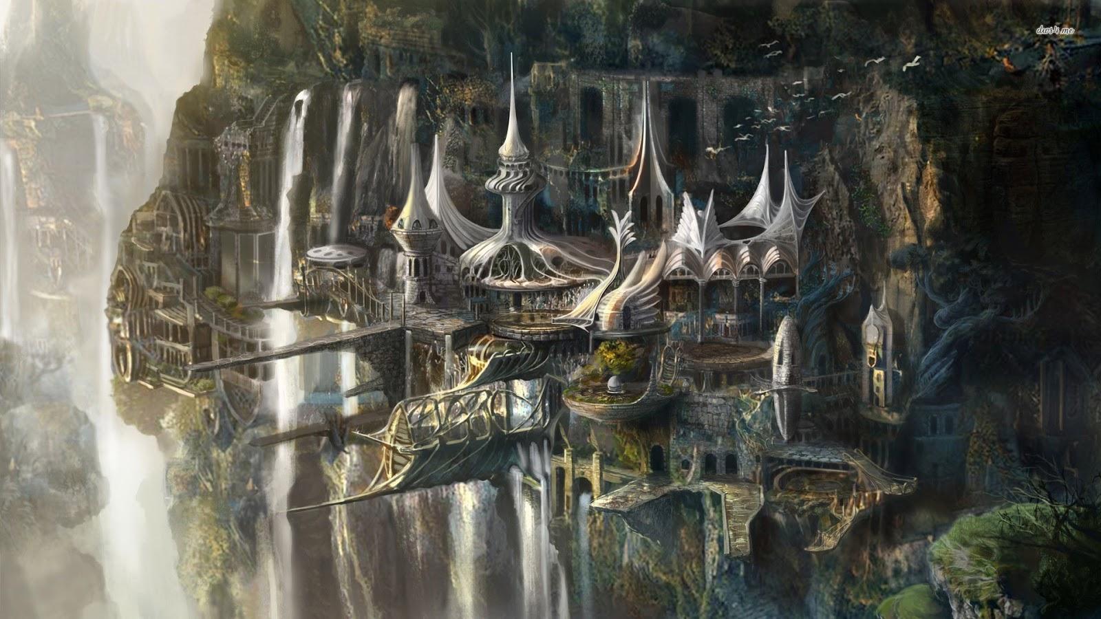 Resultado de imagem para as cidades ou colonias espirituais