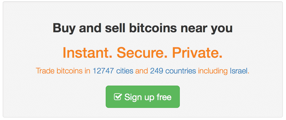 The Easiest Place to Buy and Sell Bitcoins in South Africa