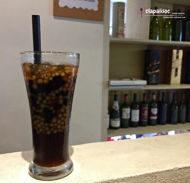 Sago't Gulaman from Sarsa Kitchen + Bar