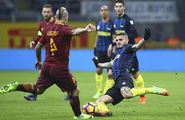 Dove Vedere INTER-ROMA Streaming Diretta Gratis Video Online | Serie A Calcio