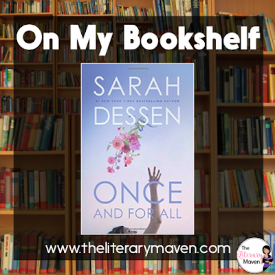 Once And For All by Sarah Dessen is just as charming as her other novels. And while the protagonist, Louna, is relatable for most teen girls, it was really the other characters in the novel that drew me in. Read on for more of my review and ideas for classroom application.