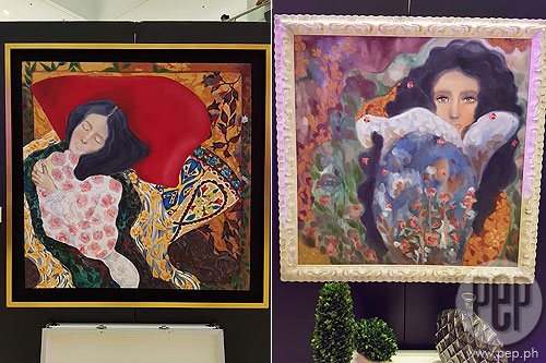 Heart Evangelista Has Art Exhibit. 'Ang dami kong pinagdaanan to be who I am today' See Her Amazing Masterpieces Here!