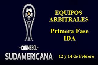 arbitros-futbol-designaciones-sudamericana2019