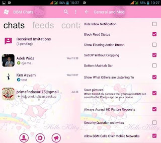 Download Kumpulan BBM MOD Karakter Tokoh Kartun Terlengkap hellokittyy2