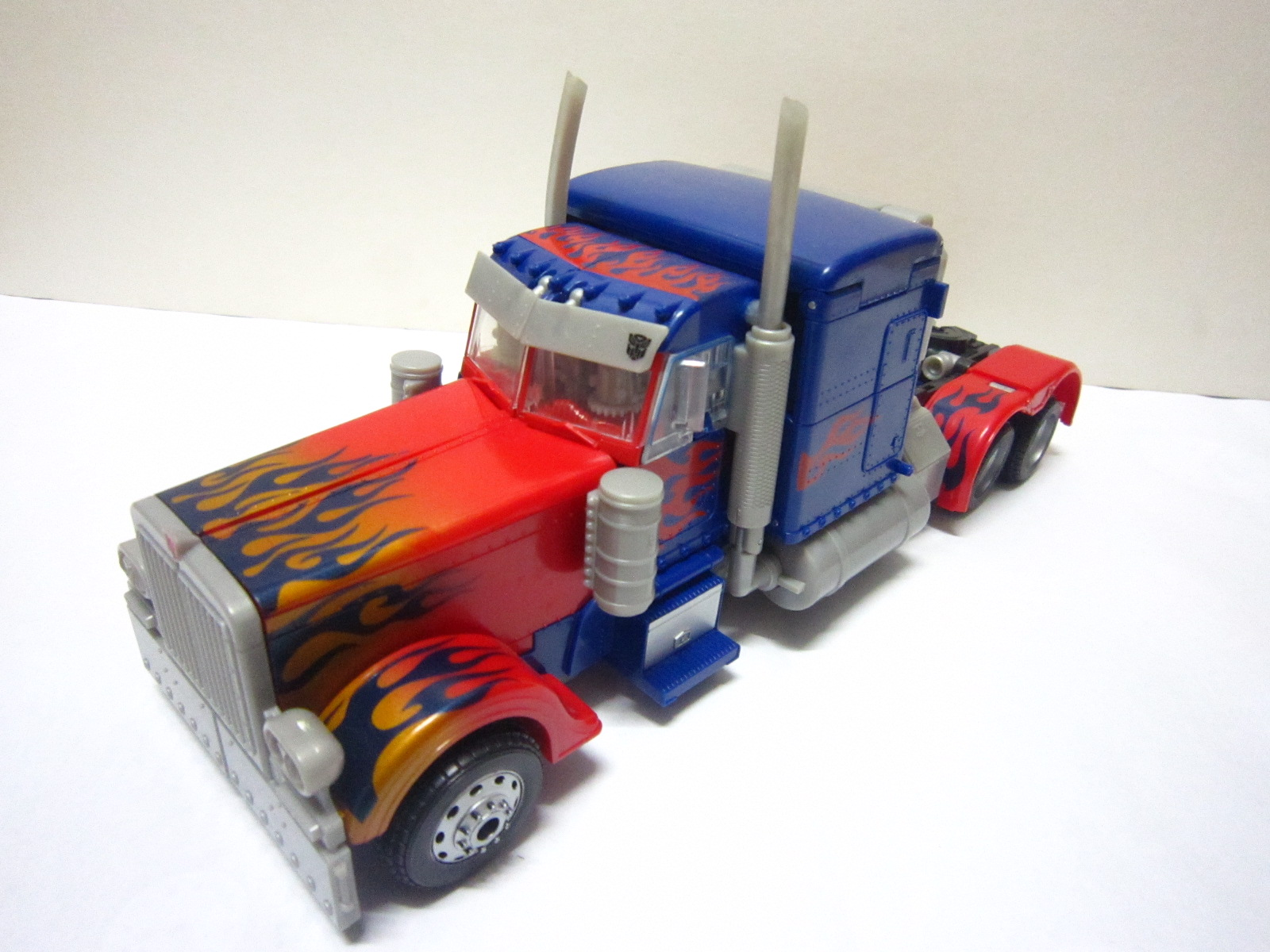 Totally Toys: Transformers ROTF Optimus Prime