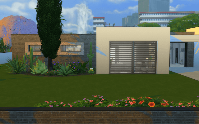 download villa Sims 4