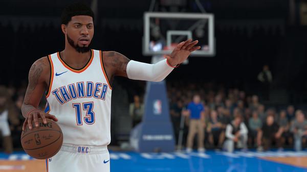 NBA 2K18 comparte su primer tráiler gameplay