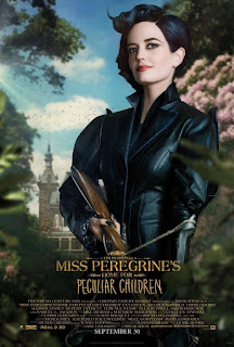 Miss Peregrine's Home for Peculiar Children (2016) Subtitle Indonesia