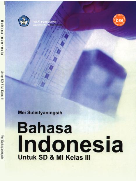 Bahasa Indonesia Untuk SD Kelas 3