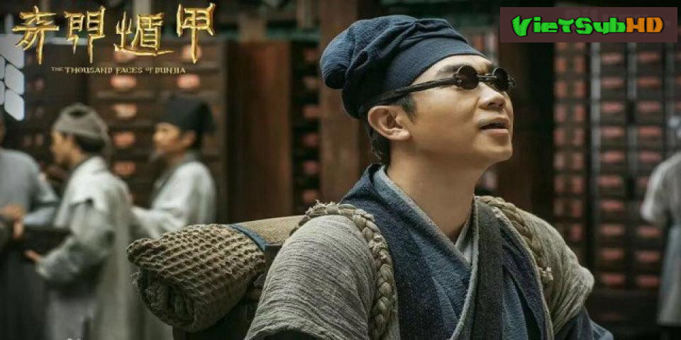 Phim Ngũ Hiệp Trừ Yêu VietSub HD   The Thousand Faces of Dunjia 2017