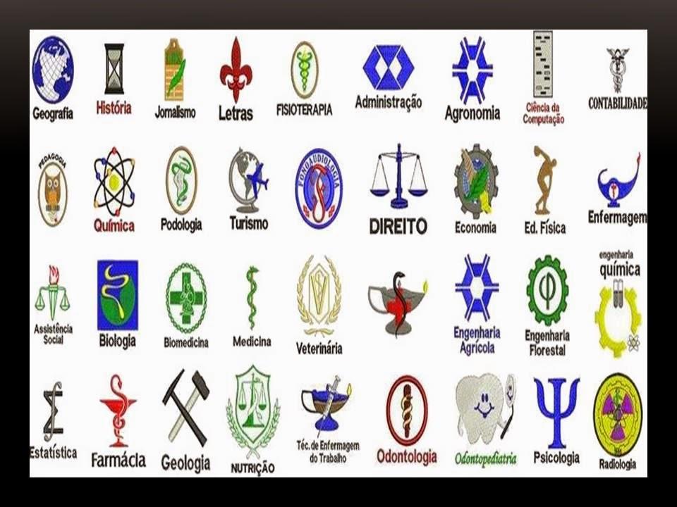 d99ad5392d8 Os Símbolos que regem as profissões