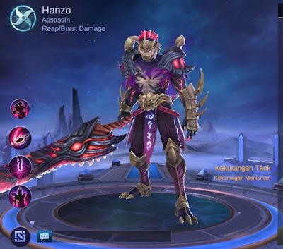 Hanzo assasin