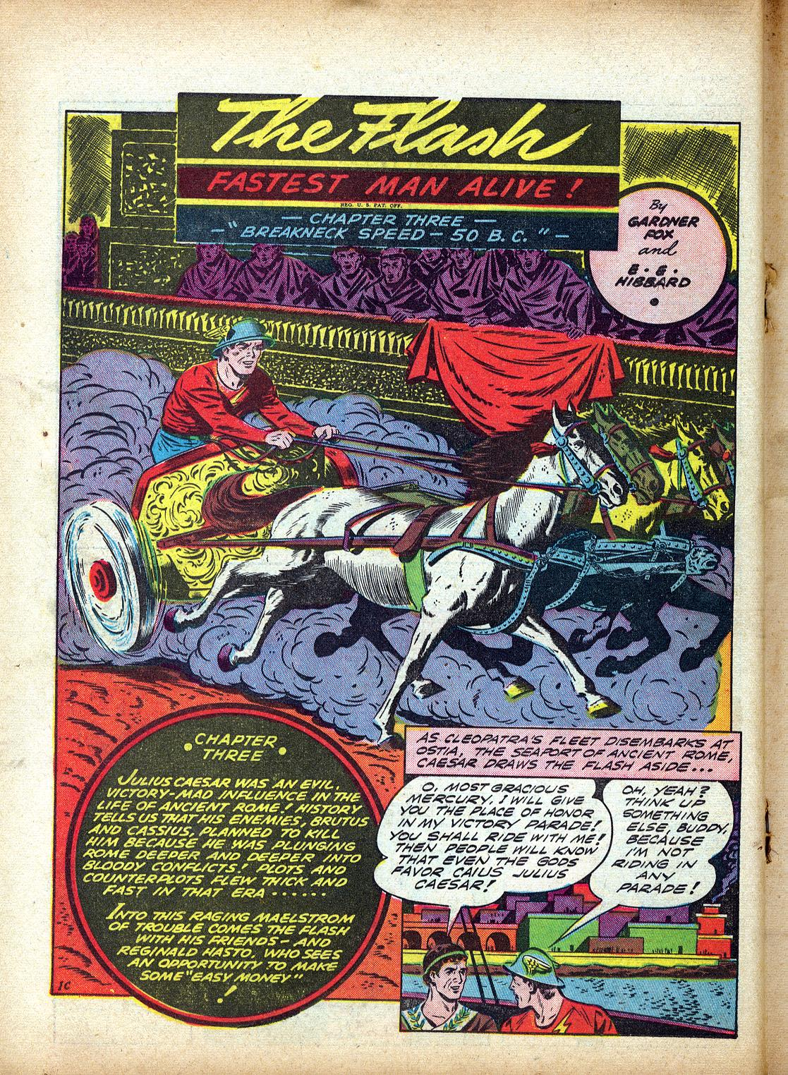 Read online All-Flash comic -  Issue #4 - 35