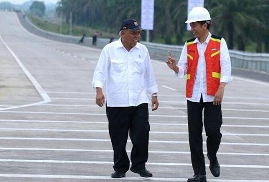 Minta Tol Bakaheuni-Palembang Dipercepat, Jokowi: untuk Lebaran, Bukan Pemilu