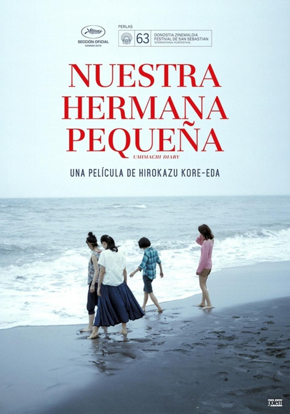 Ver Nuestra pequeña hermana (Umimachi Diary) (2015) Online