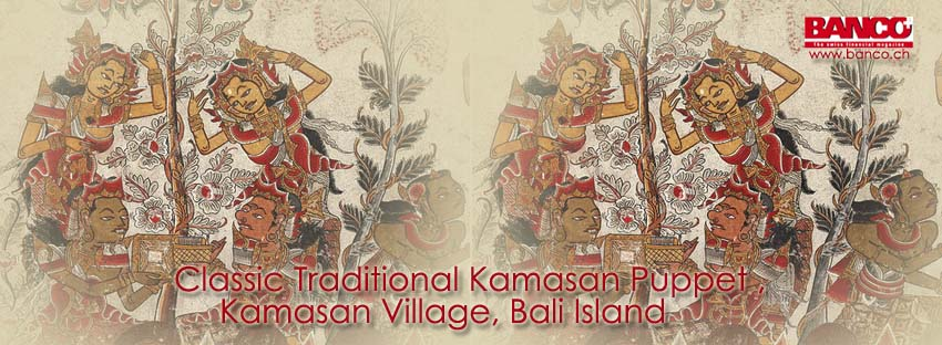 Classical Kamasan Painting Style