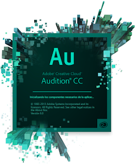 Adobe Audition CC 7.0 (64-bit) logo