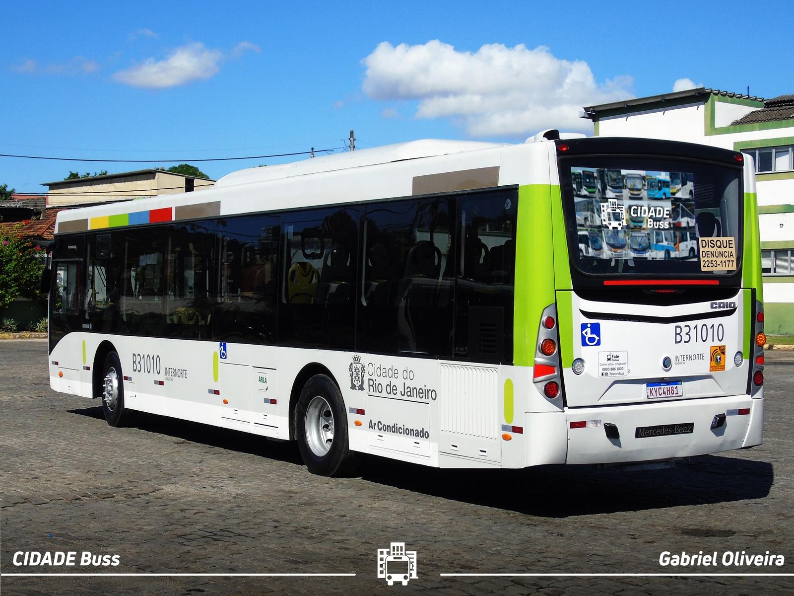 Rio de Janeiro Bus