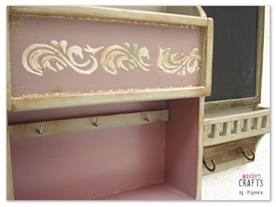 ξυλινα χειροποιητα διακοσμητικα,χειροποιητη γραμματοθηκη,ξυλινη κλειδοθηκη φακελοθηκη,κλειδοθηκη με μαυροπινακα,χειροποιητη κλειδοθηκη με ντεκουπαζ,ξυλινη χειροποιητη φακελοθηκη