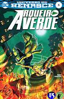 DC Renascimento: Arqueiro Verde #5