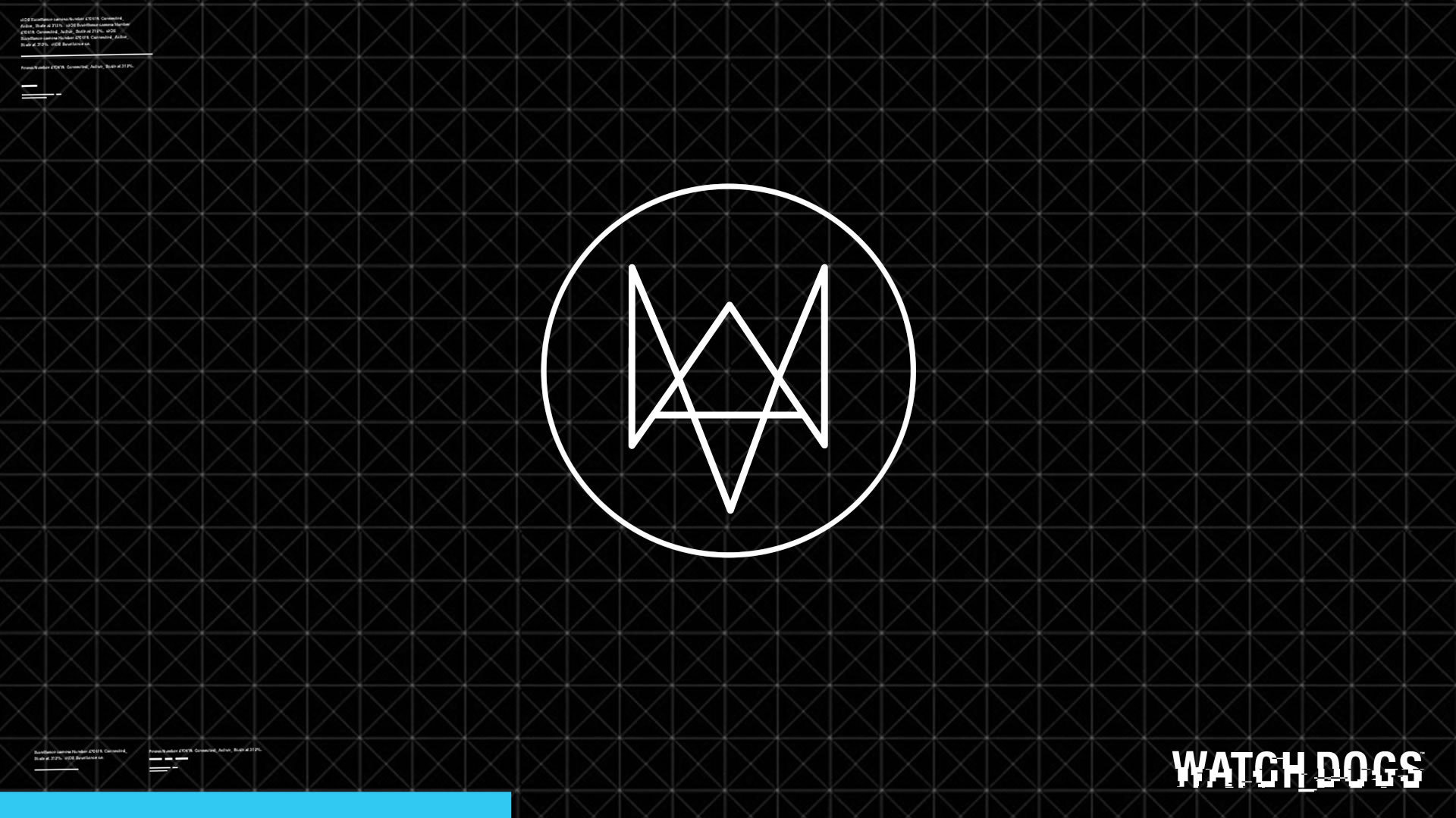 watch dogs fox logo wallpaper - photo #4