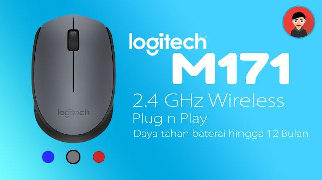 Review Logitech M171