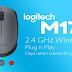 Logitech M171 Wireless Mouse Handal dengan Desain Simple