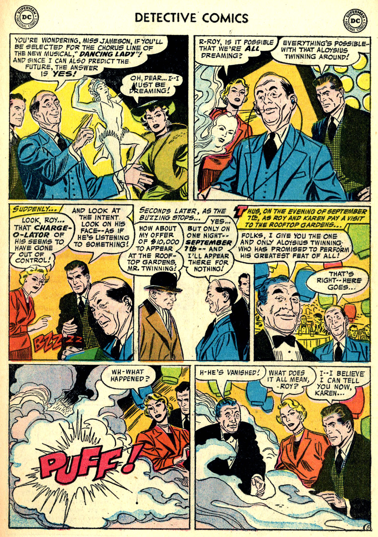 Read online Detective Comics (1937) comic -  Issue #240 - 20