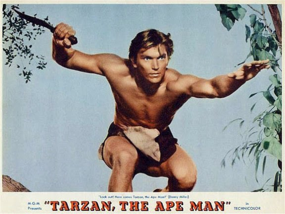Tarzan gay tube