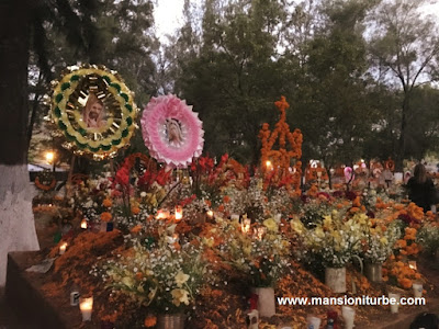 Day of the Dead Season in Tzintzuntzan