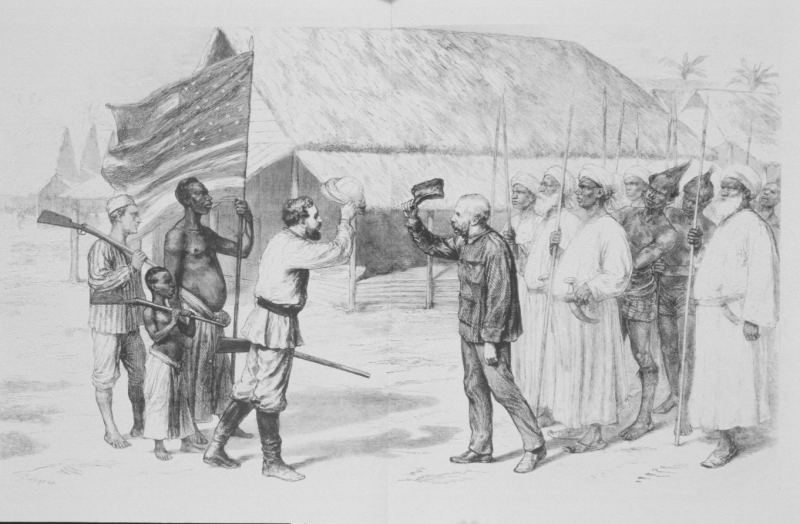 10th November 1871 - Dr Livingstone, I presume? This Day Then