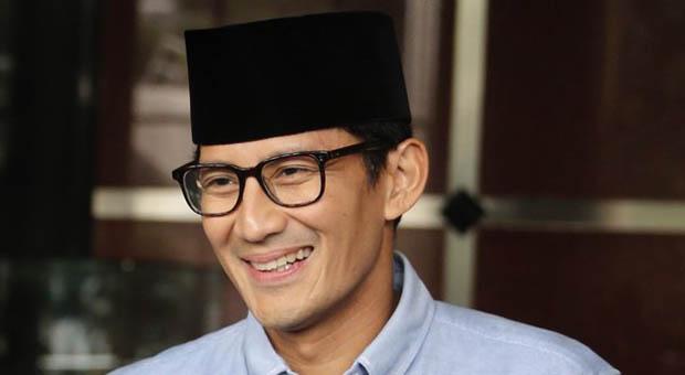 Sandiaga Akan Bangun Posko Pemenangan Sebanyaknya di Jateng dan DIY