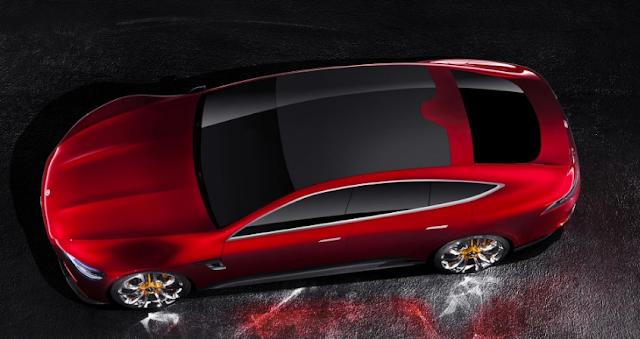 AUTOSHOW DE GINEBRA: MERCEDES AMG GT PROTOTIPO