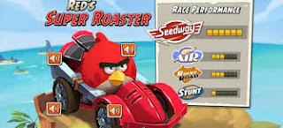 Angry Birds Go! Mod Apk Unlimited Coins