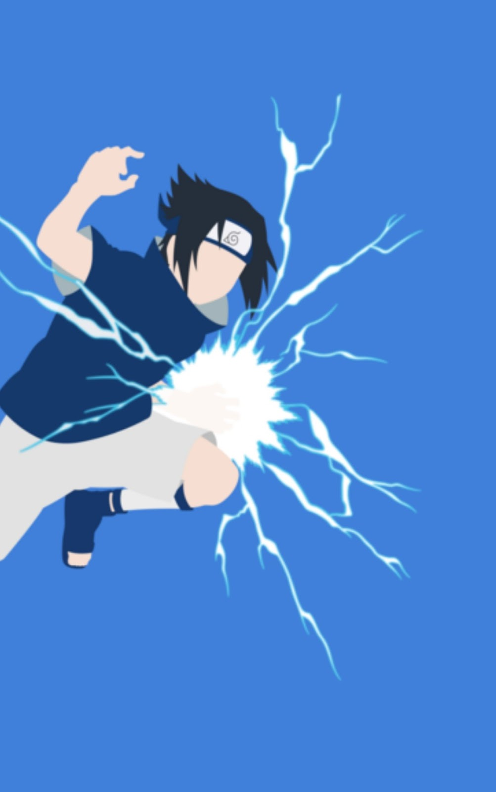 3. Download wallpaper uchiha sasuke vektor untuk android dan whatsApp chat