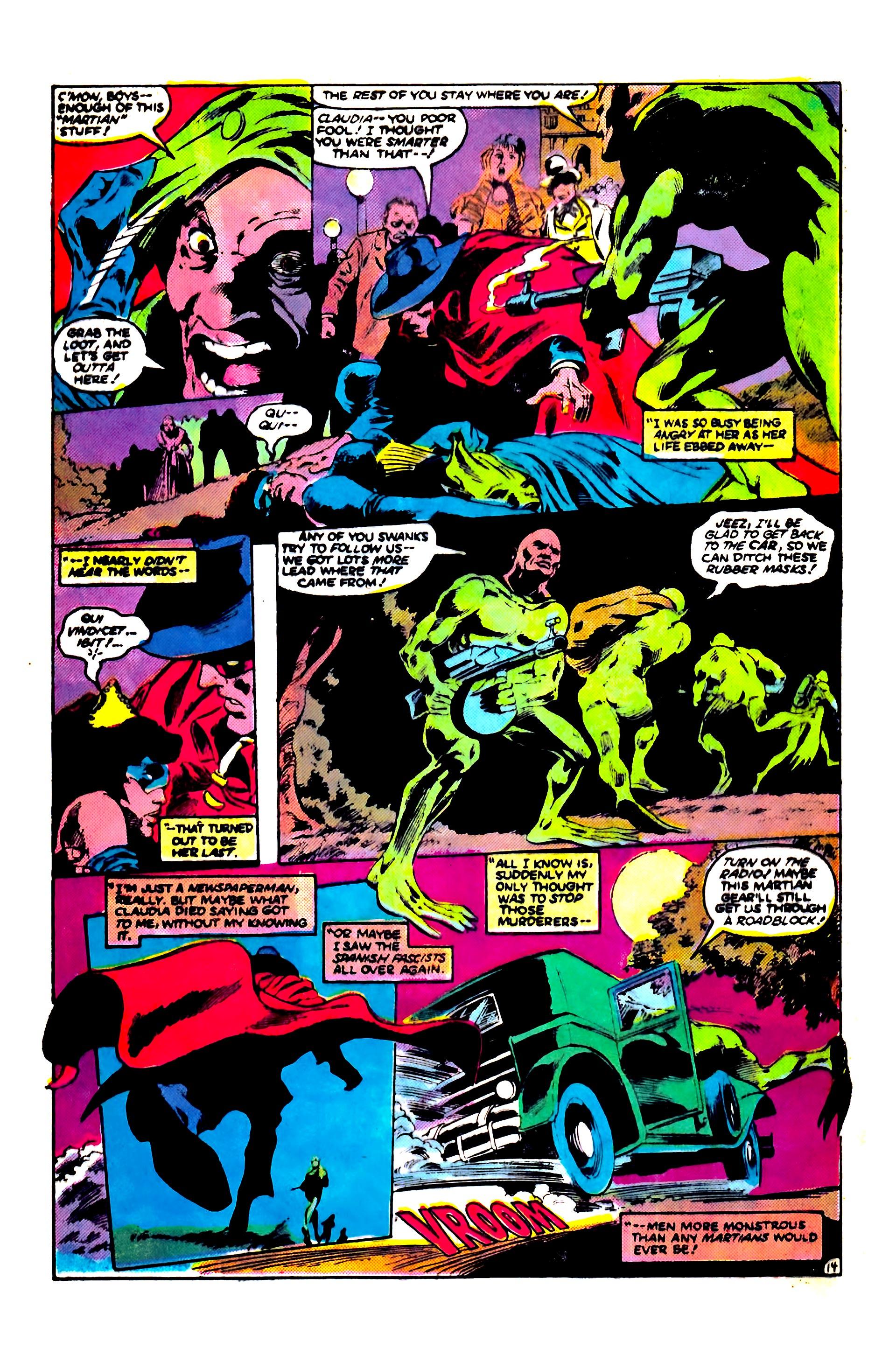 Read online Secret Origins (1986) comic -  Issue #5 - 20