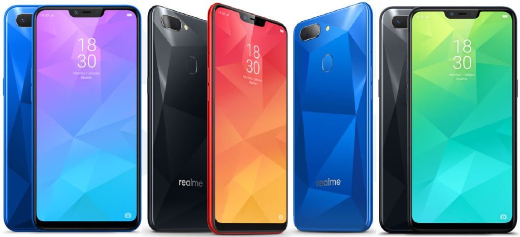 Realme 2 (2018) with Features and Specs