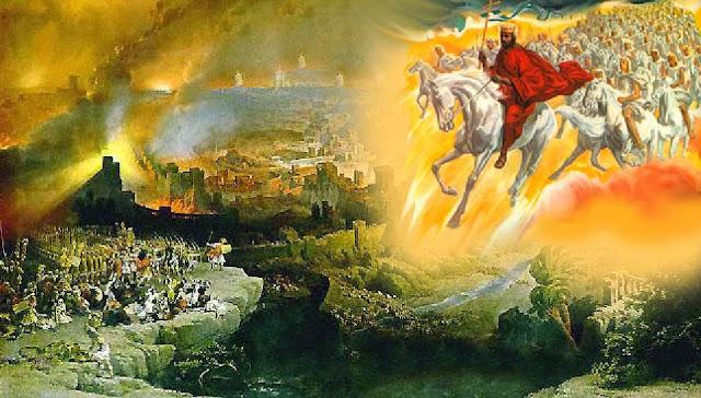 O anticristo é a manifestação visível e encarnada de Satanás na Terra