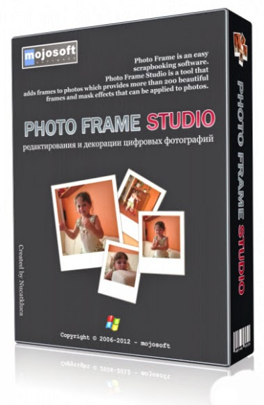mojosoft photo frame studio 2.4