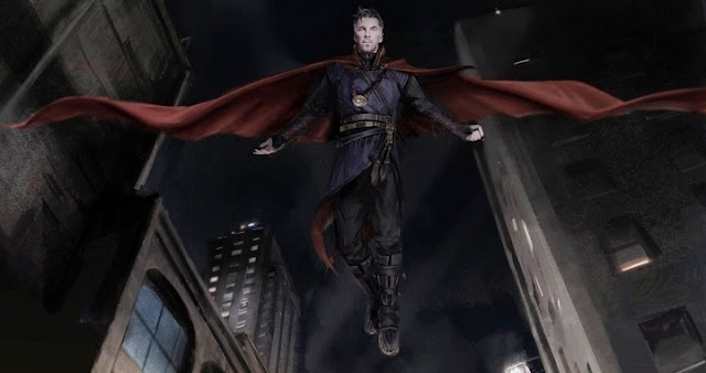 Imágenes para Doctor Strange por Karla Ortiz